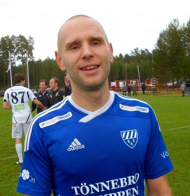 Lagkaptenen och målsprutan Erik Wästman tror på en trepoängare men själv är han osäker på om han kan spela.