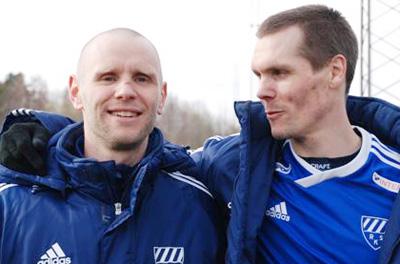 Måltjuvarna Erik Wästman och Daniel Öhlander får fint sällskap i Rengsjös a-lag när en div 1-spelare från Libyen kliver in i laget.