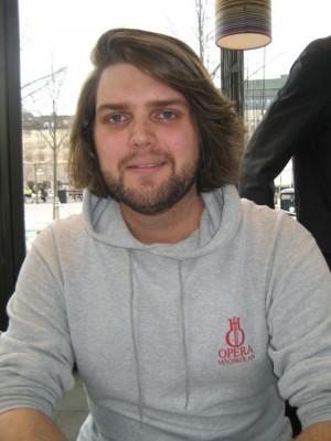 Rengsjösonen Markus Pettersson får Jussi Björling-sällskapets stipendium för 2015.