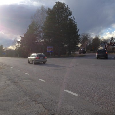 Under flera veckor kommer all trafik mellan Glössbo och Fromskroken att dirigeras genom Rengsjö.